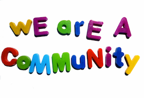 Connecting to the community